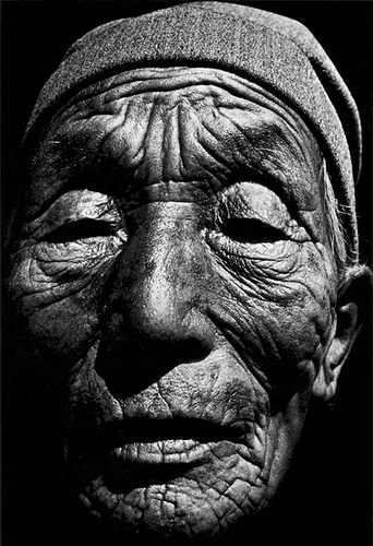 Image of: Black Advertisements Bligidyblog Wordpresscom Centenarians Photography Black And White Old People Faces Age