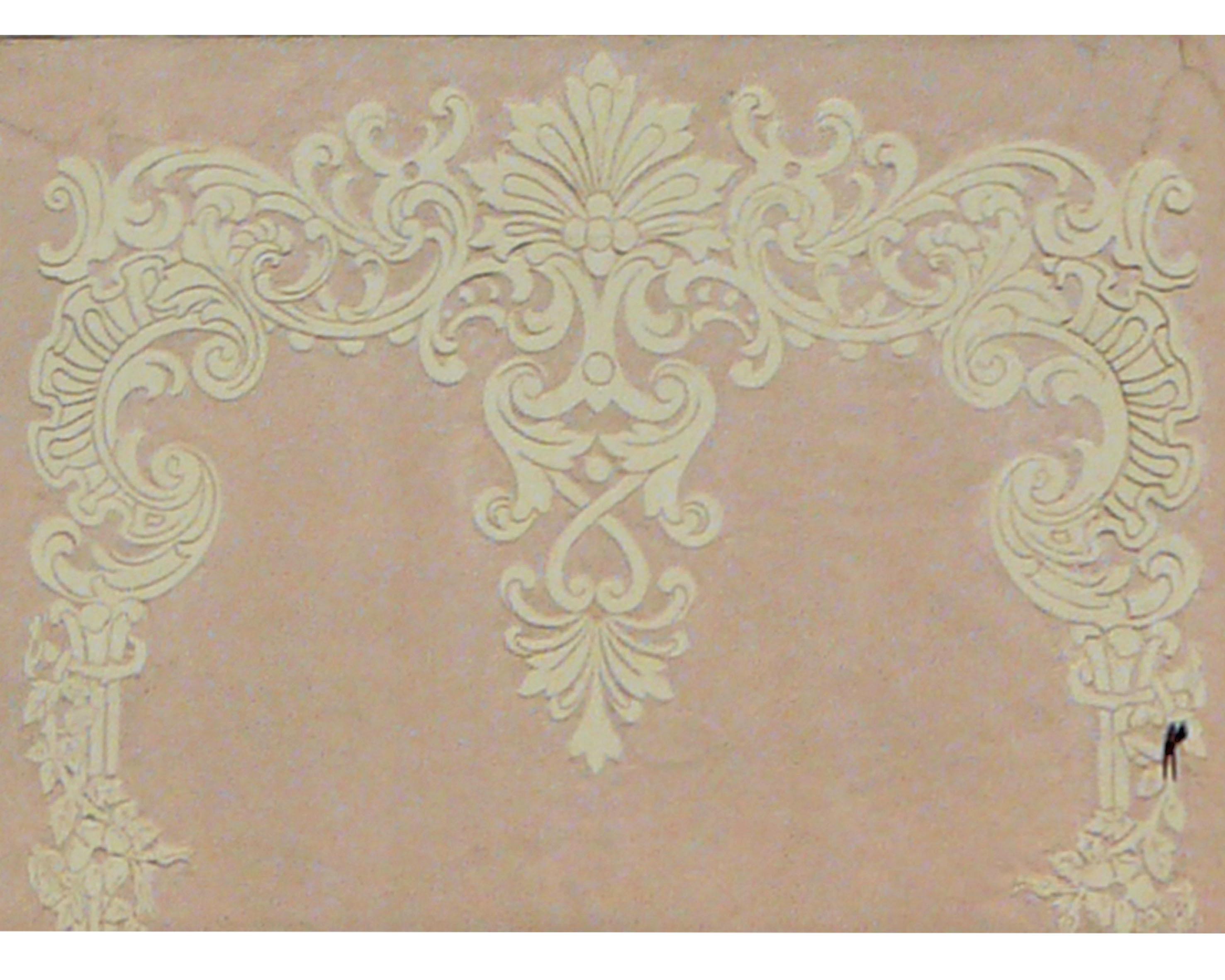 achitecture baroque motifs patterns details flowers fleurs. Black Bedroom Furniture Sets. Home Design Ideas